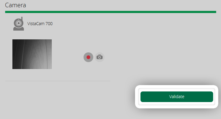 Controlling Your Vera System Cameras Tab: View and Install Cameras